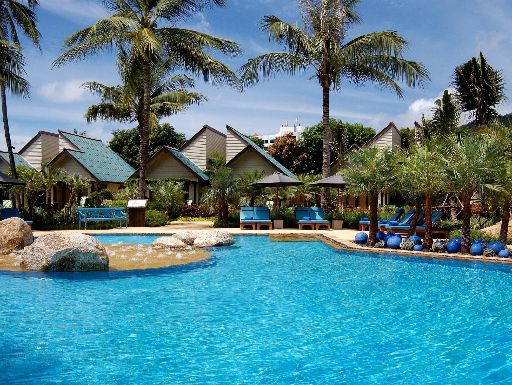 布吉岛卡伦海滩瑞享水疗度假村