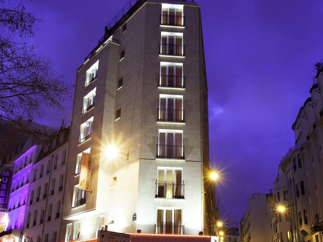 Le Chat Noir Design Hotel Paris France