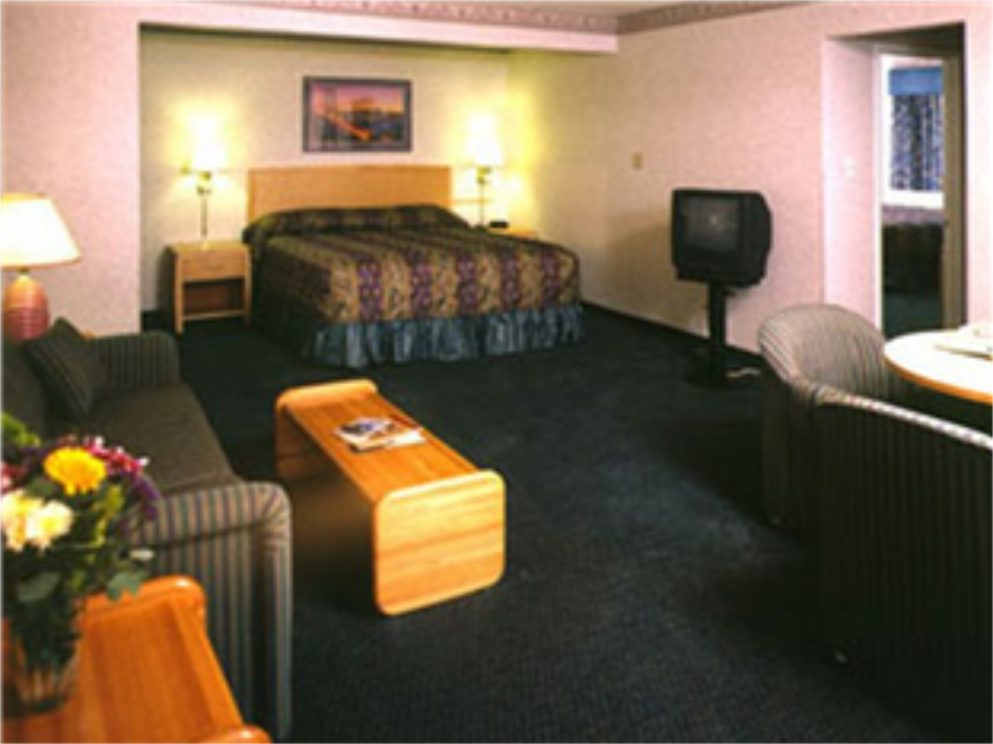 Nob Hill Motor Inn San Francisco Ca United States