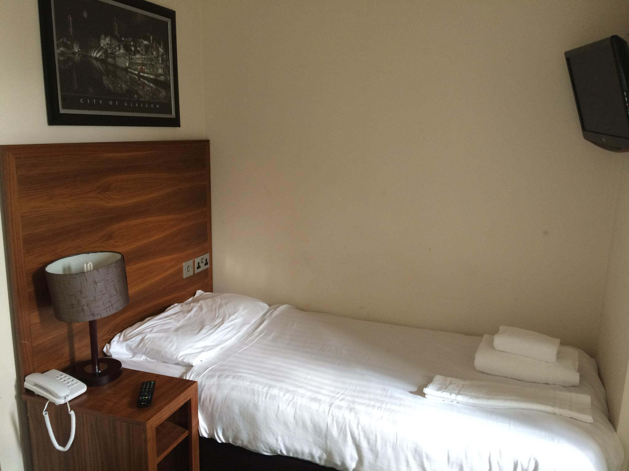 Budget Double Room Alexander Thomson Glasgow
