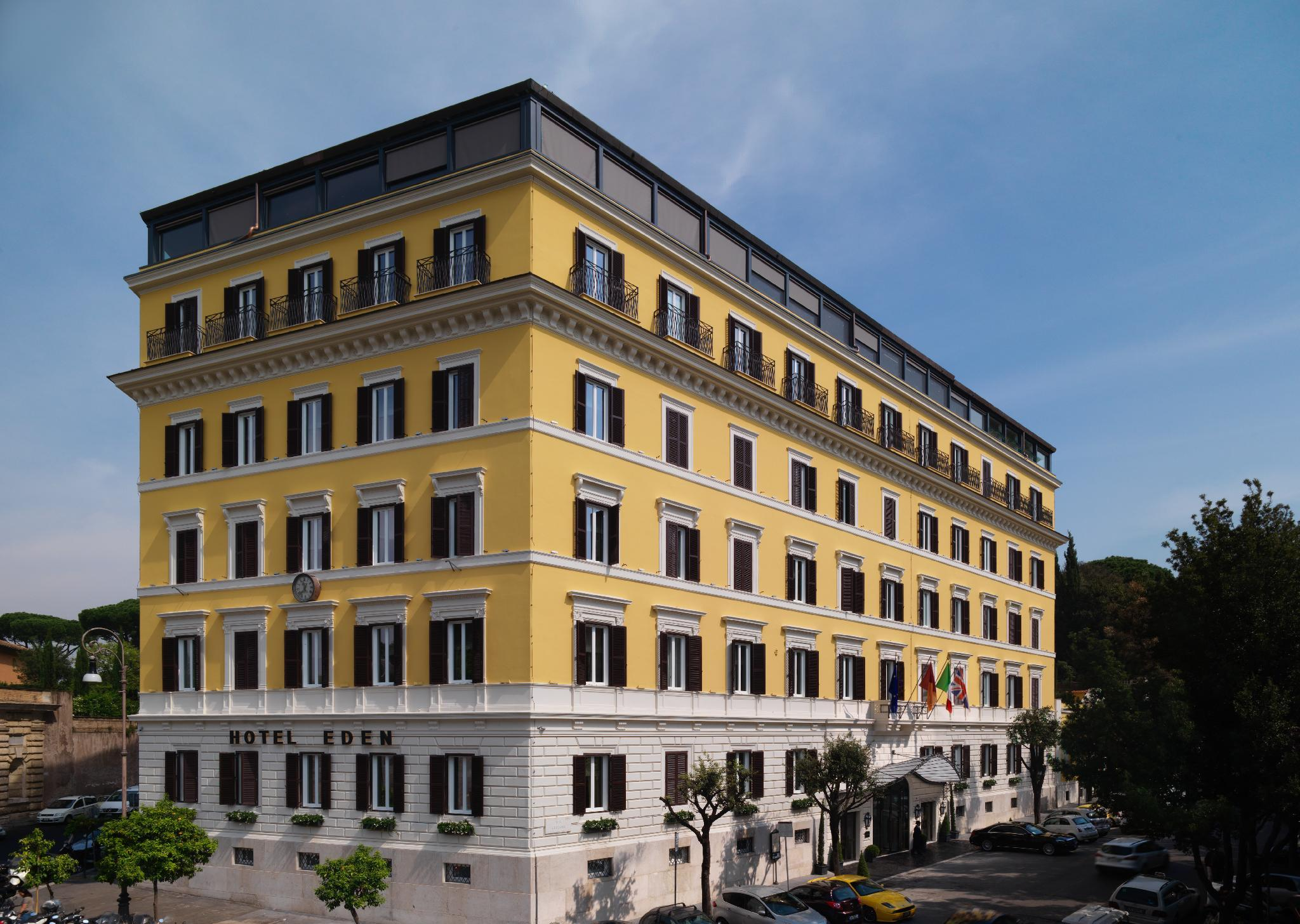Hotel Eden – Dorchester Collection – Rome 5