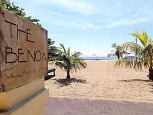 The Benoa Beach Front Villas Bali - Pantai