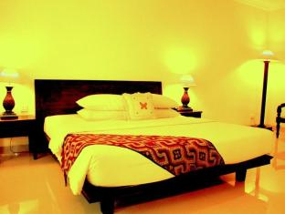 The Benoa Beach Front Villas Bali - Hotellet indefra