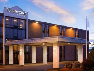 Four Points by Sheraton Manchester Airport PayPal Hotel Manchester (NH)
