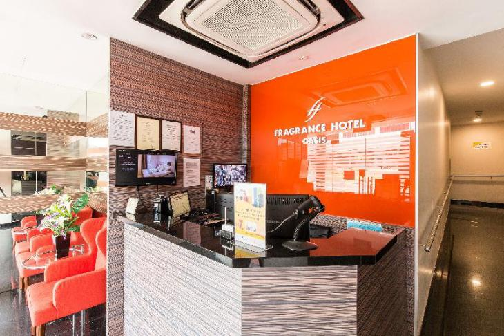 Fragrance Hotel - Oasis photo 3