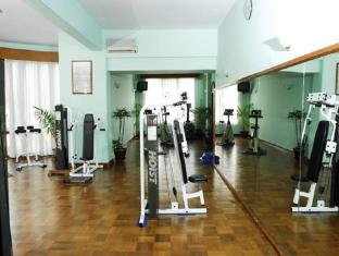 Inya Lake Hotel Yangon - Fitness Room