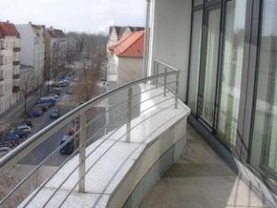 Hotel Aparotel Berlin Schloss Charlottenburg Berlim - Varanda/Terraço