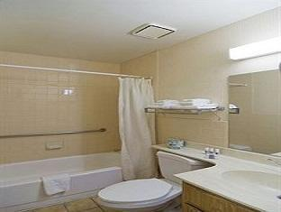 Americas Best Value Inn – Lake Mead Las Vegas (NV) - Bathroom