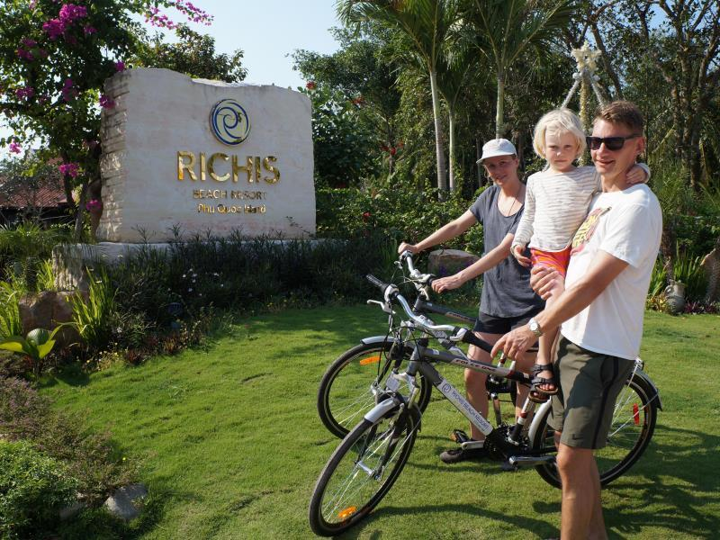Richis Beach Resort Phu Quoc Island43