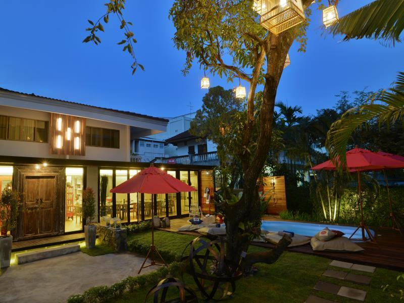 Villa 88 Nimman-Chiang Mai,วิลลา 88 นิมมาน เชียงใหม่