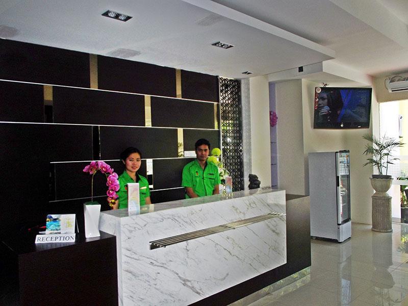 Hotel Manado Inn - Jalan Samratulangi Manado no 138 - Manado