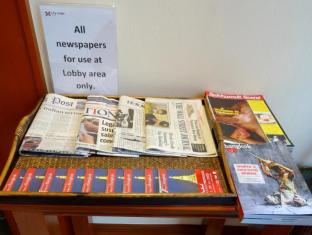 City Lodge Soi 19 Bangkok - Daily Newspaper