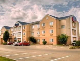 Fairfield Inn And Suites By Marriott Burlington Hotel