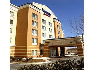 Fairfield Inn & Suites Germantown Gaithersburg Germantown (MD) - Exterior