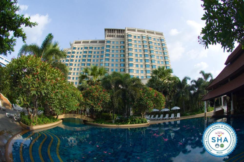Rama Gardens Hotel (SHA Certified)