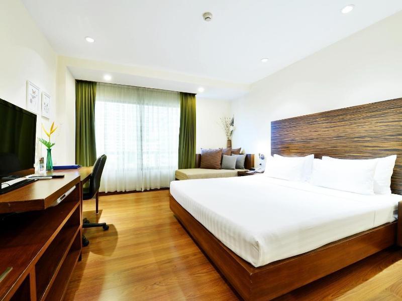 【Sukhumvit Hotel】セント・ジェイムズ・ホテル(St. James Hotel)