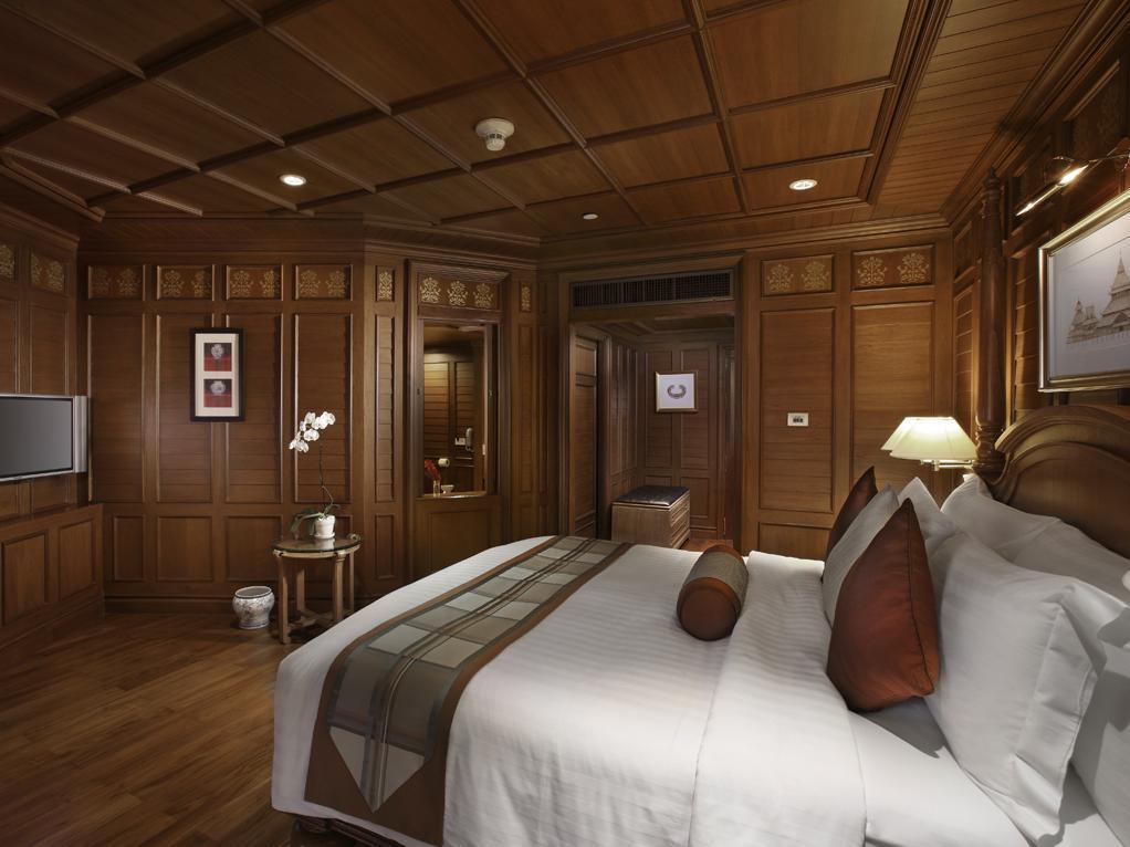 โรงแรมดุสิตธานี สีลม