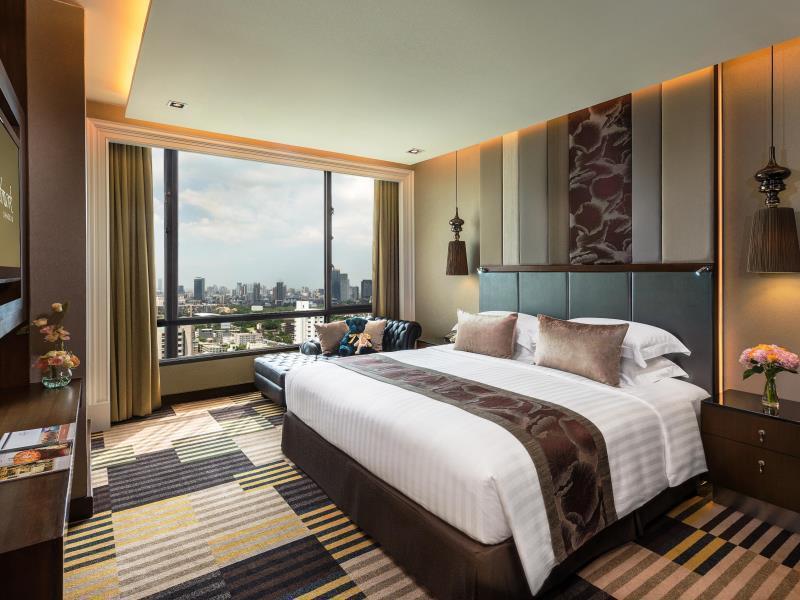 【Sukhumvit Hotel】ザ ランドマーク ホテル バンコク(The Landmark Hotel Bangkok)