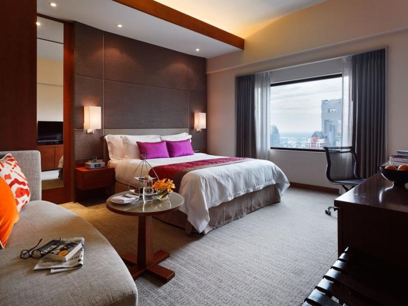 Rooms: Crowne Plaza Bangkok Lumpini Park Hotel Bangkok