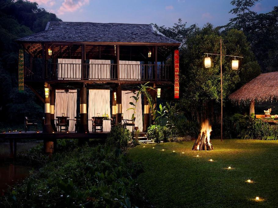 Anantara Golden Triangle Elephant Camp & Resort0