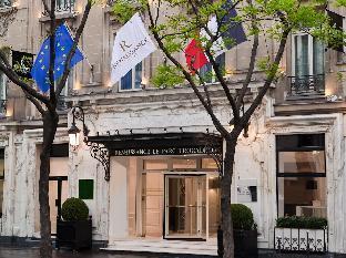Renaissance Paris Le Parc Trocadero Hotel 巴黎特罗卡德罗万丽图片