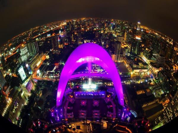 泰国曼谷圣塔拉世贸中心大酒店(Centara Grand at Central World Hotel)