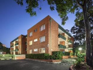 Hotell APX Parramatta  i Sydney, Australien