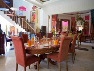 The Mansion Resort Hotel & Spa Bali - Restaurace