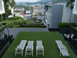 Sugar Palm Grand Hillside Hotel Phuket - Alrededores