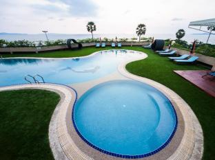 Grand Jomtien Palace Hotel Pattaya - Flipper Pool