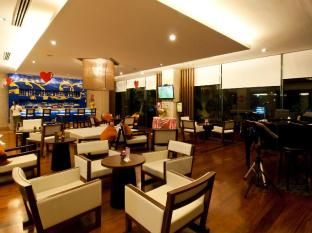 Grand Jomtien Palace Hotel Pattaya - Lobby Lounge