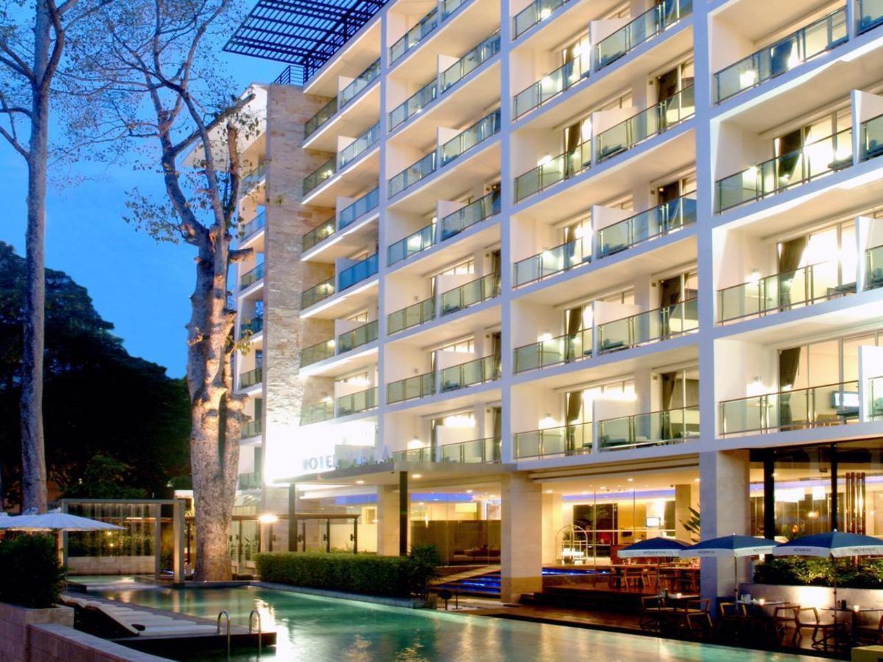 โรงแรมวิสต้า (Hotel Vista)