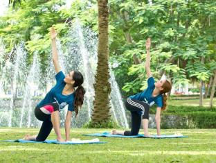 Royal Cliff Beach Hotel by Royal Cliff Hotels Group Pattaya - Yoga