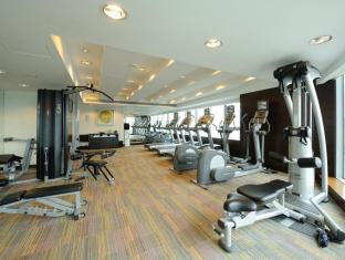 Courtyard By Marriott Hong Kong Hotel Hong Kong - Sală de fitness