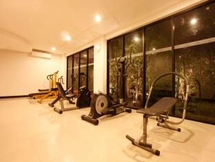 Phuvaree Resort Phuket - Fitness Room