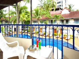Horizon Patong Beach Resort & Spa Phuket - Altan/Terrasse
