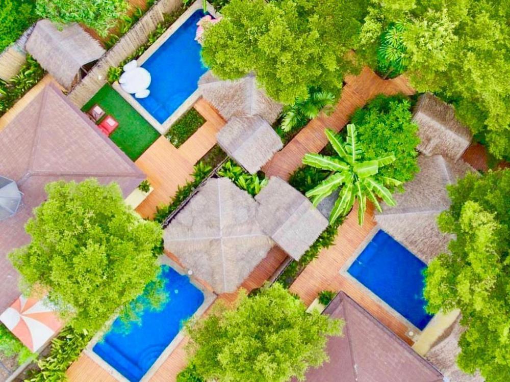 Chicchill @ Eravana, Pool Villa Pattaya
