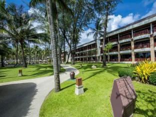 Katathani Phuket Beach Resort Пхукет - Сад