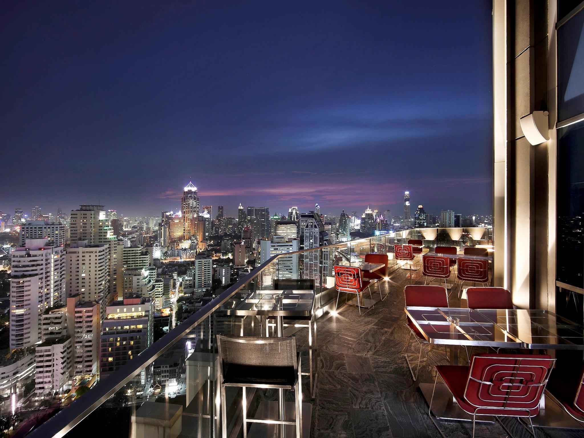 โรงแรมโซฟิเทล กรุงเทพ สุขุมวิท