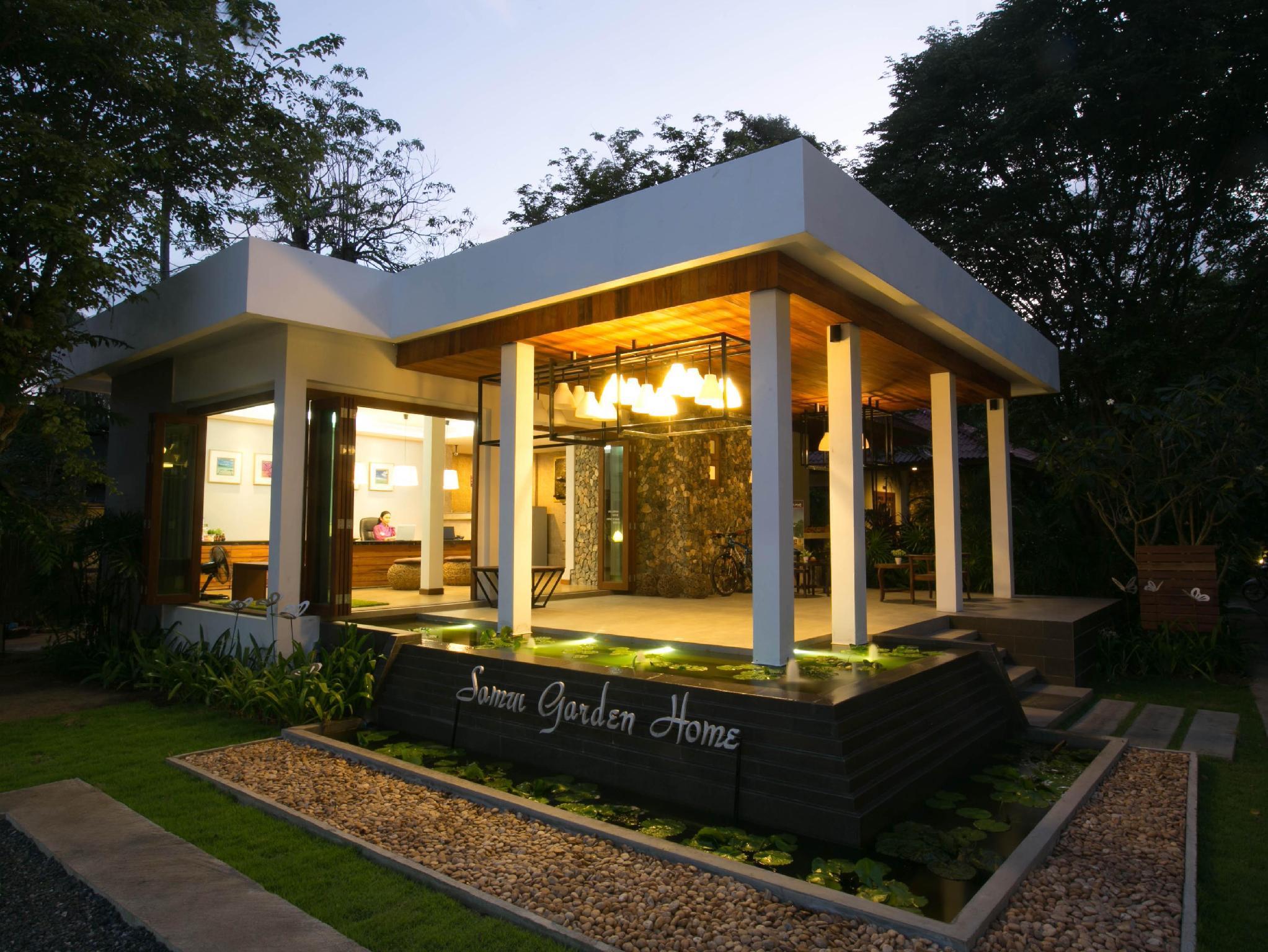 サムイ ガーデン ホーム ホテル13