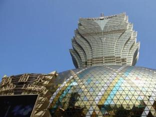 Grand Lisboa Hotel Macau - Exterior do Hotel