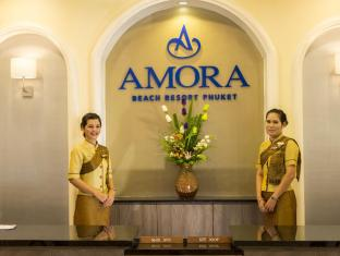 Amora Beach Resort Phuket - Reception