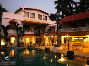 Casablanca Beach Resort North Goa - Exterior