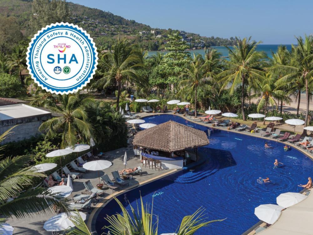 Kamala Beach Resort. A Sunprime Resort - Adults Only (SHA Certified)
