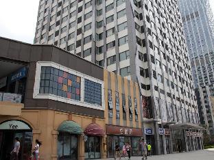 Bedom Apartments Taian Wanda Plaza Jinan