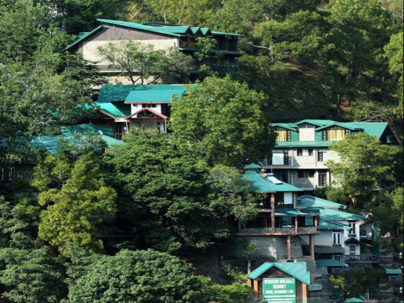 Winnies Holiday Resort & Spa Kasauli India