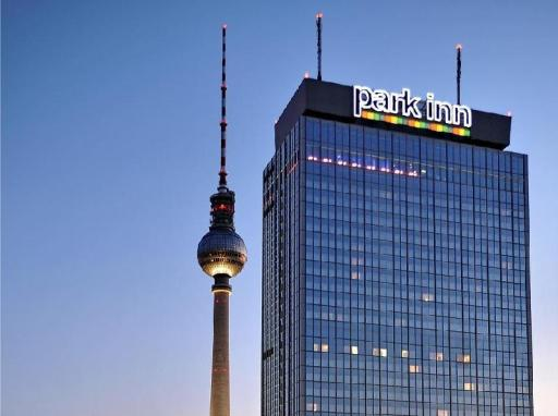 Best guest rating in Berlin ➦ Hilton Berlin Hotel takes PayPal