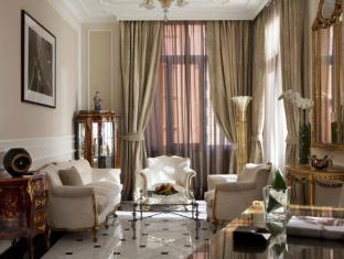 Regina Hotel Baglioni - The Leading Hotels of the World Rome - Suite Room