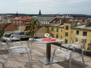 Hotel Musketyr Praag - Restaurant