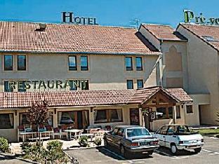 P'tit Dej-Hotel Gap Le Pré Vert